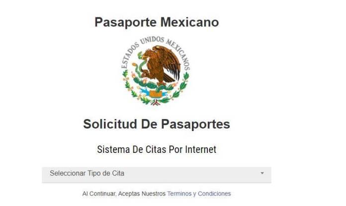 Denuncian fraude en página falsa de la SRE para citas de pasaportes