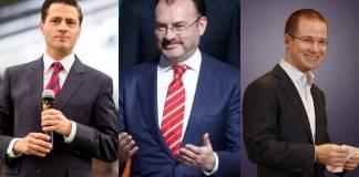 FGR investiga a operadores de EPN, Videgaray y Anaya