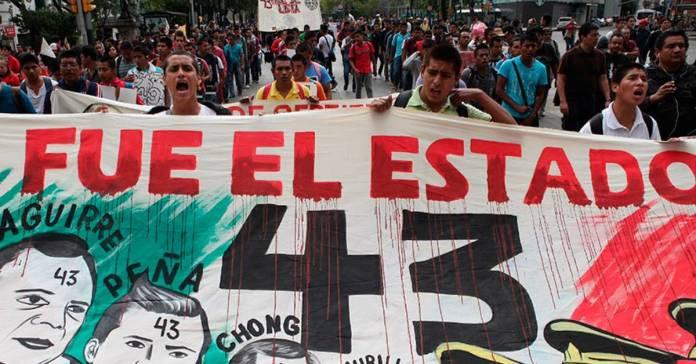Fuerzas de Seguridad del Estado recibieron la orden de asesinar a los 43