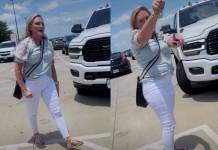 Mujer insulta a familia latina en Texas