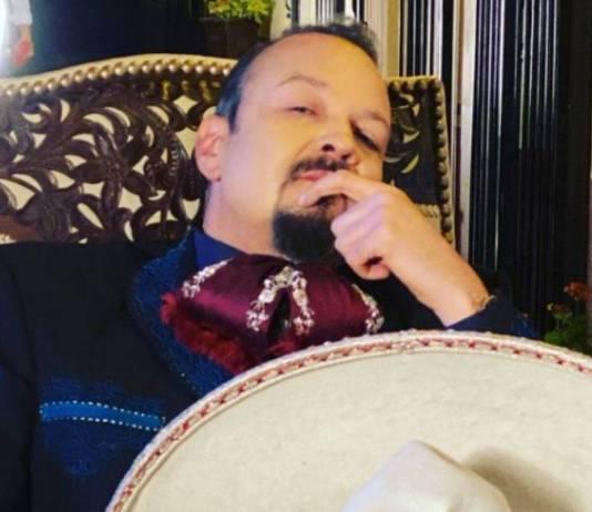 Pepe Aguilar pide a sus trabajadores que se vacunen si quieren trabajar con él