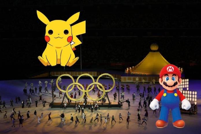 Decepciona a aficionados que no apareciera Mario Bros, Goku o Pikachu en la inauguración de los JJ.OO