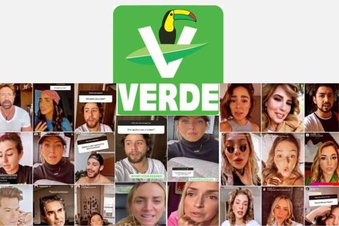 Partido Verde impugna multa de mas de 40 mdp por campaña con influencers
