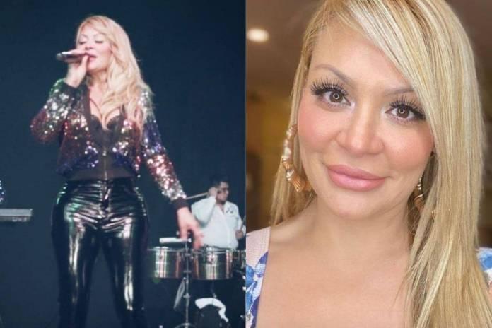 Marisol Terrazas, integrante de Horósocopos de Durango sufre agresión durante concierto