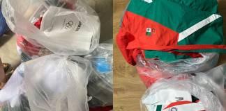 Jugadoras de Softbol de México tiran sus uniformes a la basura; serán sancionadas