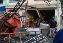 Explosión en taquería de Iztacalco deja al menos 10 heridos