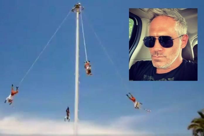 Voladores de Papantla demandan a Arath De la Torre y exigen reparación del daño