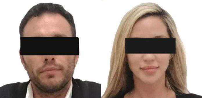 Detienen a pareja rumana por delitos bancarios, podrían tener nexos con Florian Tudor