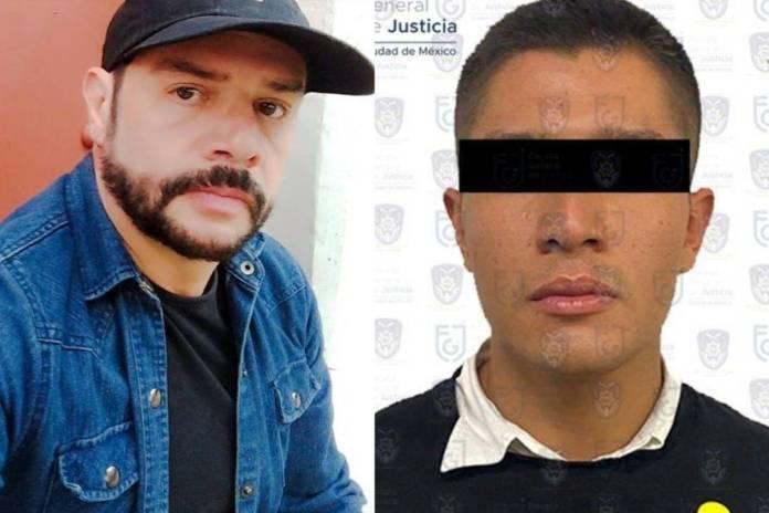 """Revelan que Héctor Parra y el feminicida de Polly, Diego """"N"""", comparten celda"""