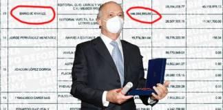 ¿Premio de la derecha ibérica para Krauze?