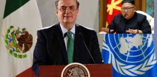 México buscará restablecer relación con Corea del Norte que rompió Peña Nieto