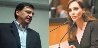 """""""No insultes mi inteligencia Federico"""": Lily Téllez tras pelea con el periodista"""
