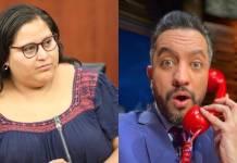 Citlalli Hernández y Chumel se enfrentan en redes por la consulta