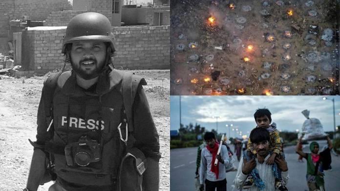 Periodista de Reuters muere en medio de un enfrentamiento tropas de Afganistán y Talibanes