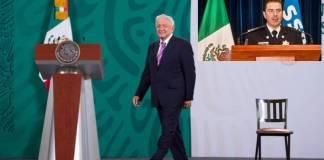 AMLO ve posible extradición de Cárdenas Palomino