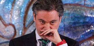 Aurelio Nuño fue investigado por la 4T por corrupción y podría ser juzgado