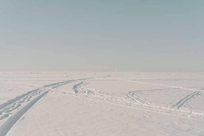 antartida hielo - Descubren dos lagos a 4 kilómetros por debajo de la Antártida