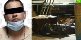 Detienen a otro implicado en homicidio de niños mazahuas