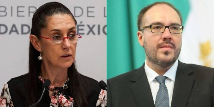 Sheinbaum señala que caso de corrupción de Toledo no debe de permanecer en la impunidad