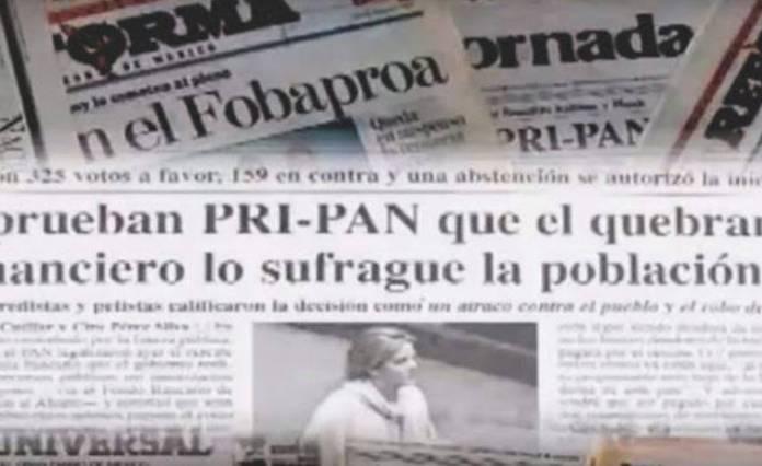 fobaproa - ¿Qué marcó el gobierno de Ernesto Zedillo?