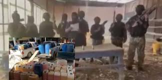 """Grupo armado declara la """"guerra"""" a huachicoleros de Hidalgo"""