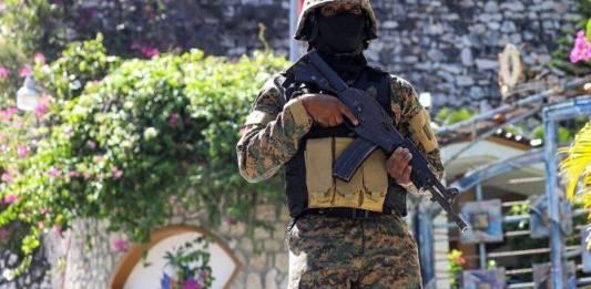 Ya cayeron los asesinos del presidente de Haití
