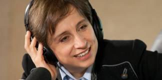 En caso Pegasus, Aristegui señala que es víctima y no testigo