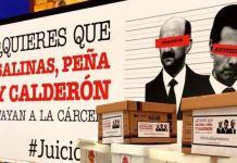 Casi 90% de los mexicanos quiere que se enjuicie a expresidentes