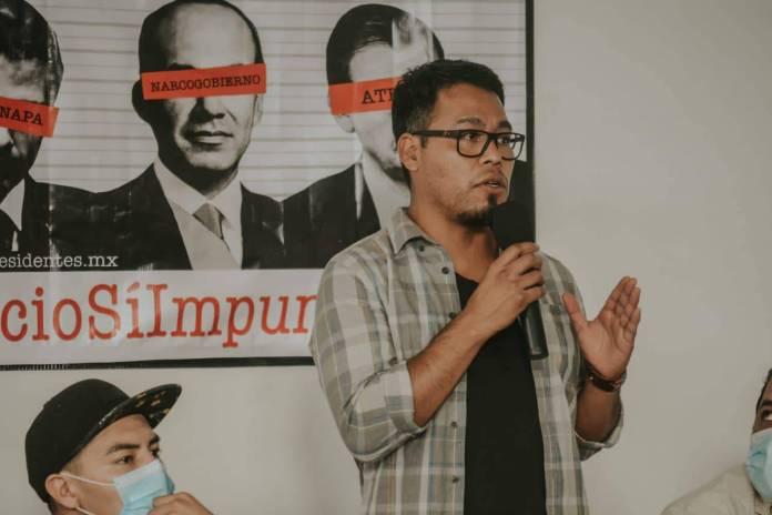 omar garcía - Denuncian intimidación promotores de la Consulta Popular