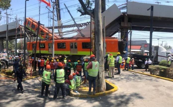 Gobierno capitalino indemnizará con 1.9 millones a familias de víctimas del Metro