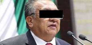 Cumplimentan segunda orden de aprehensión contra Saúl Huerta
