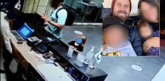 Detienen a estadounidense que asesinó a sus dos hijos en Baja California