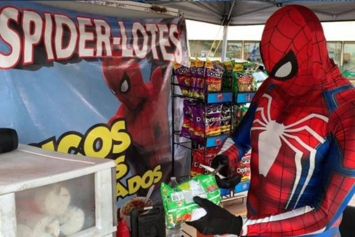 Diseño sin título 1 32 - Spider-man llega a Durango para vender spiderlotes