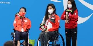 Fabiola Ramirez gana la primera medalla para México en Juegos Paralímpicos de Tokio