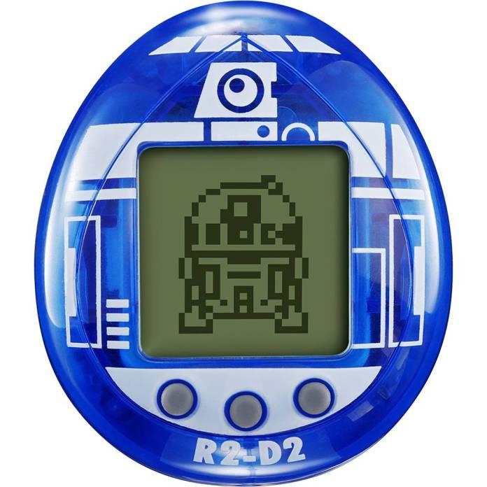 R2 D2tamagotchi 01 f 1K - Tamagotchi lanza versión inspirada en el personaje R2-D2 de Star Wars
