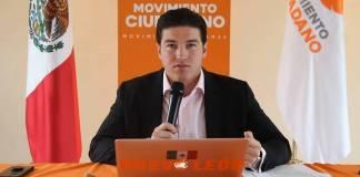 Que siempre no; TEPJF revoca multa de 58 mdp a Samuel García