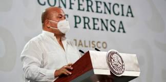 Delitos de alto impacto disminuyeron 50.4% en Jalisco: Enrique Alfaro