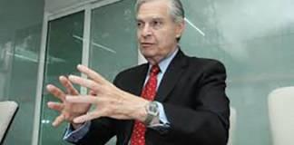 Orden de aprehensión contra Luis Ernesto Derbez