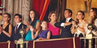 Familia de Peña Nieto gastó 75 mdp con tarjetas de crédito