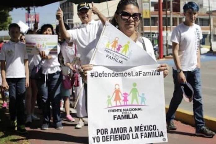 Frente Nacional por la Familia presume reunión con Morena para frenar aborto en el Edomex