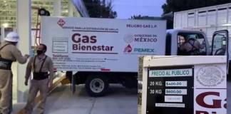 Ya inició la venta de Gas Bienestar, llega a las colonias de Iztapalapa
