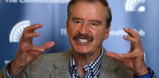 Vicente Fox se lanza de nuevo contra la consulta popular; se burla de la participación ciudadana
