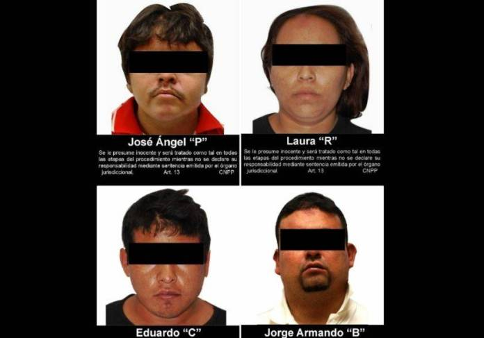 Ya no hay impunidad; dan 72 años de cárcel a 4 miembros de los Zetas