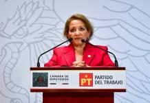 Diputada del PT Marú Mejía falleció por complicaciones de Covid