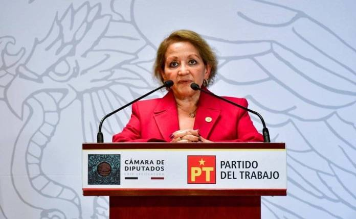 teresa maru mejia - Diputada del PT Marú Mejía falleció por complicaciones de Covid