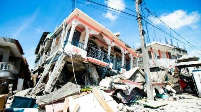 SRE abre línea de emergencia para apoyar a mexicanos tras sismo en Haití