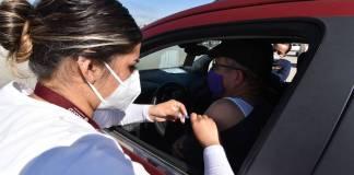 Esperan vacunar contra la Covid-19 hasta 2 mil migrantes