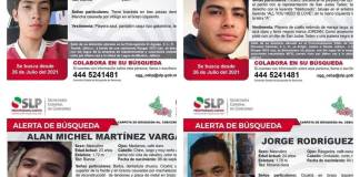 Cuatro jóvenes desaparecieron luego de que viajaron a Tonalá en busca de trabajo