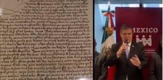 Carta de Hernán Cortés