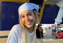 Video: Fan le propone matrimonio a Danna Paola en el Aeropuerto